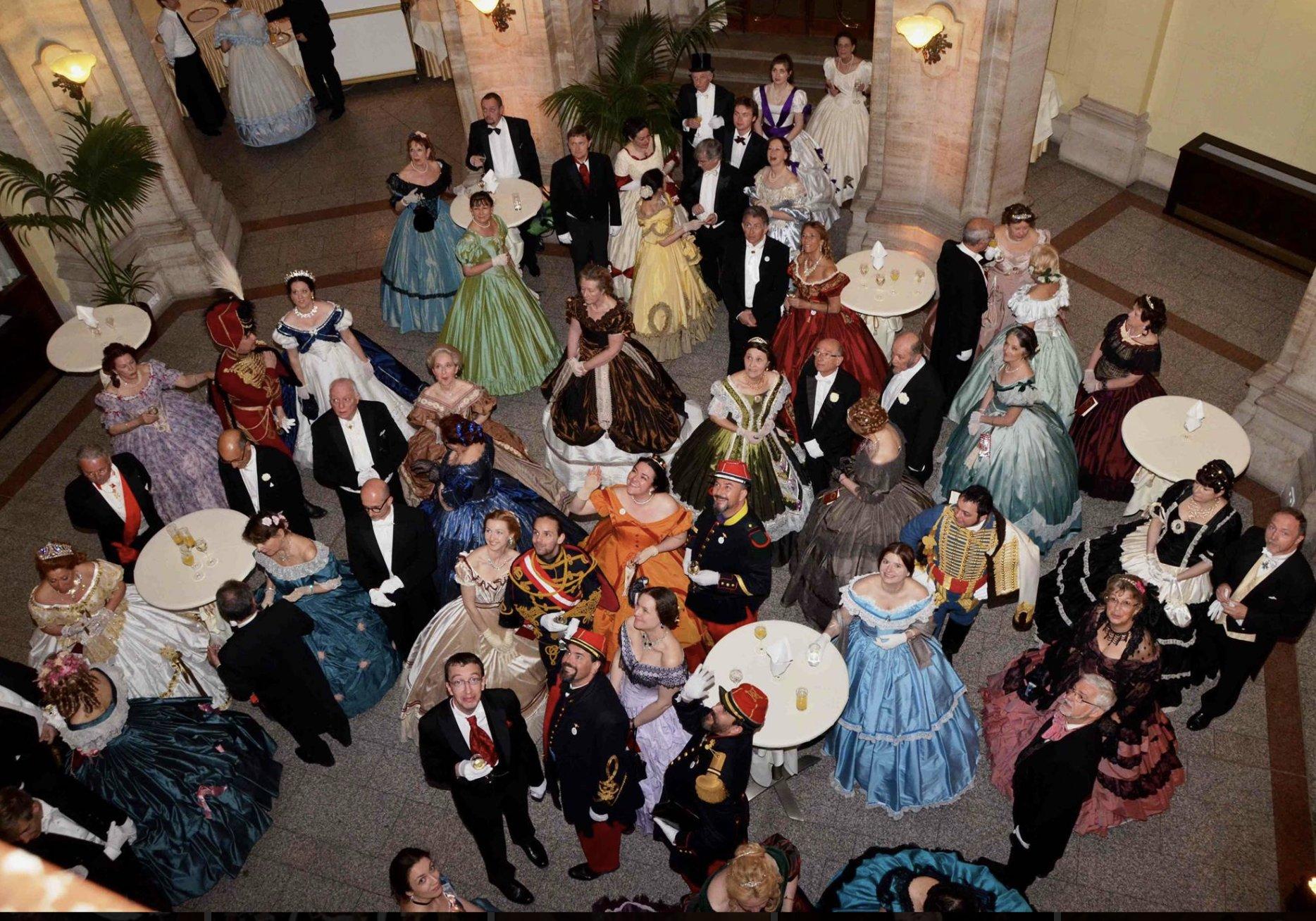 Bal Terpsichore à Vienne, 13 juin 2015
