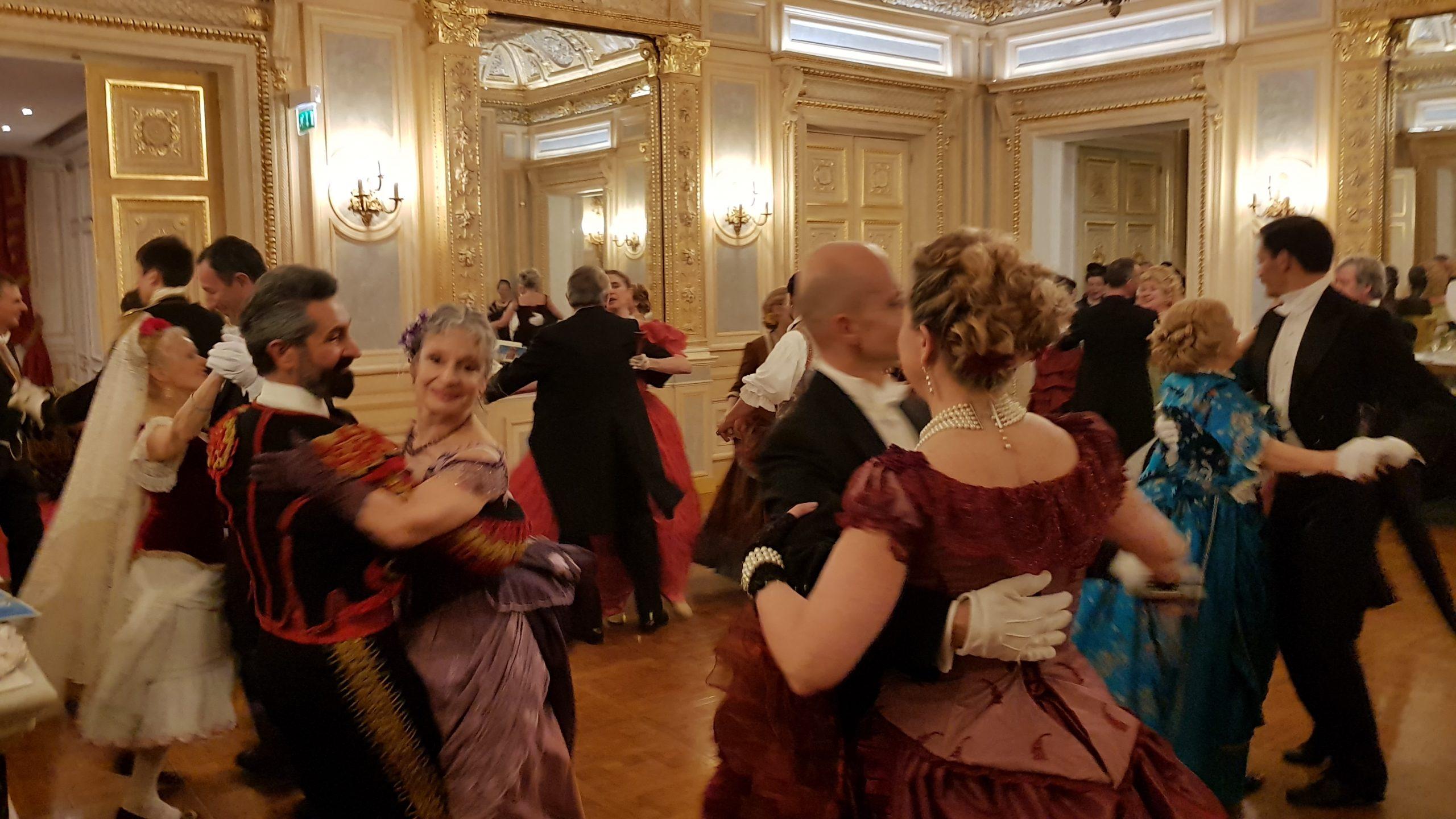 Bal au Palais Vivienne, Paris, 17 mars 2018