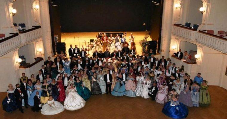 Bal Terpsichore à Karlovy Vary, 22 juin 2019