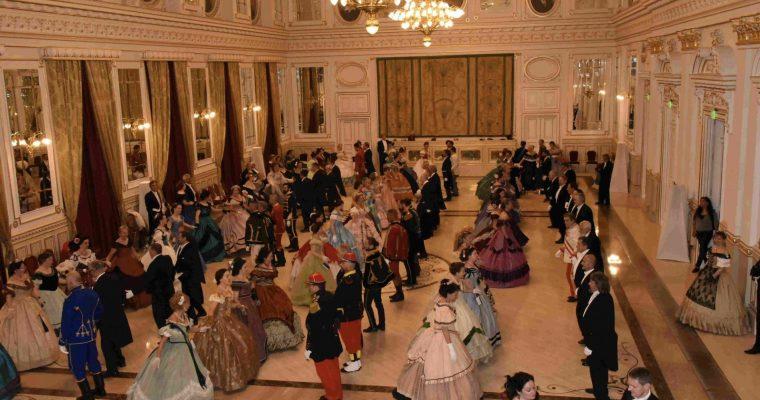 Bal Terpsichore à Budapest, 29 avril 2017