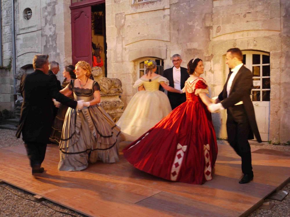 La Nuit des Musées, Saintes, 17 mai 2014