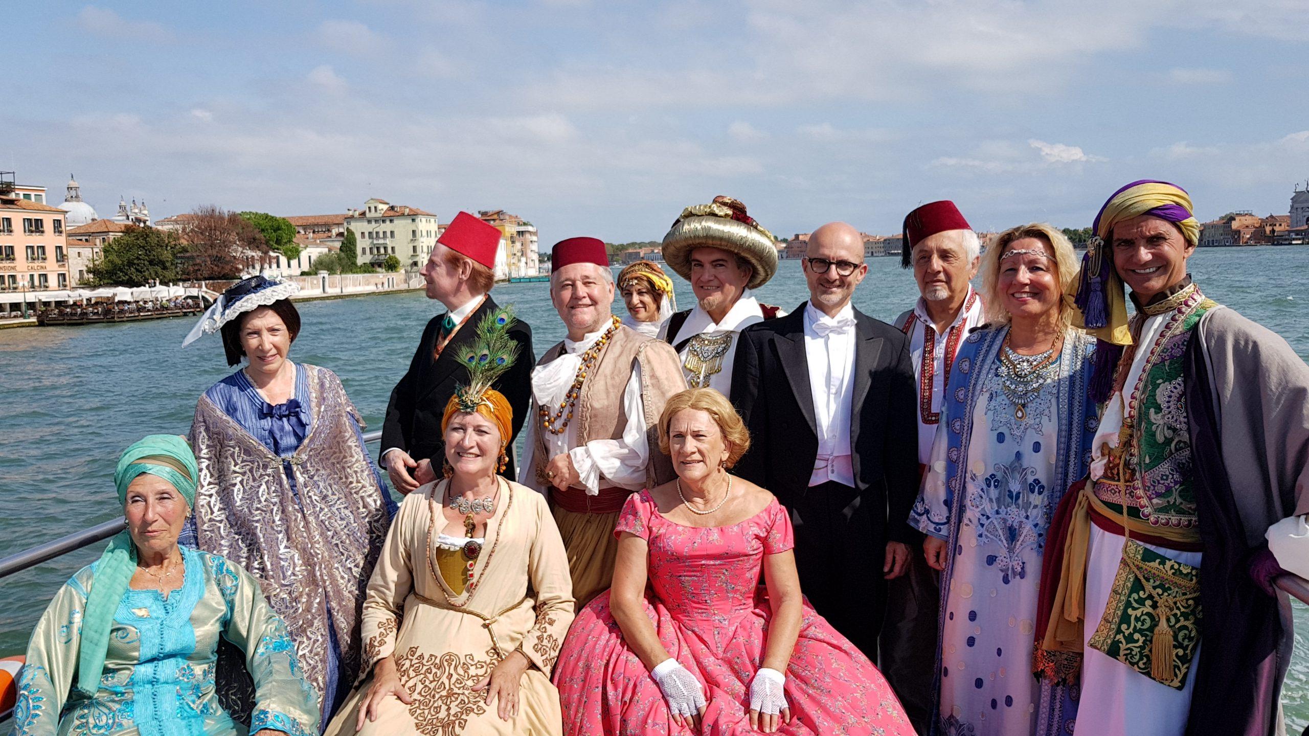 Bal Ottoman et Régates historiques à Venise, 2 septembre 2017